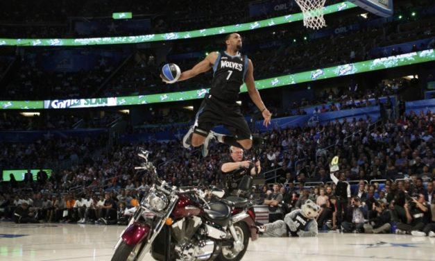 Џералд Грин и кандидатура за најбоље НБА закуцавање у овој сезони
