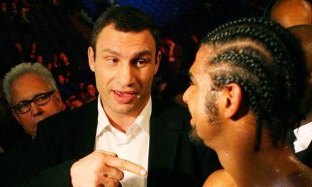 Виталиј Кличко и Дејвид Хеј уговорили борбу