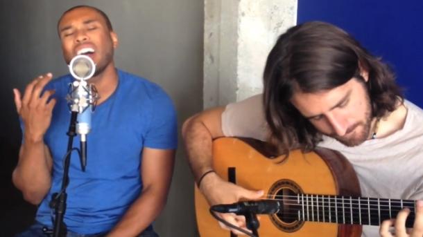 Американац пева песму Томе Здравковића