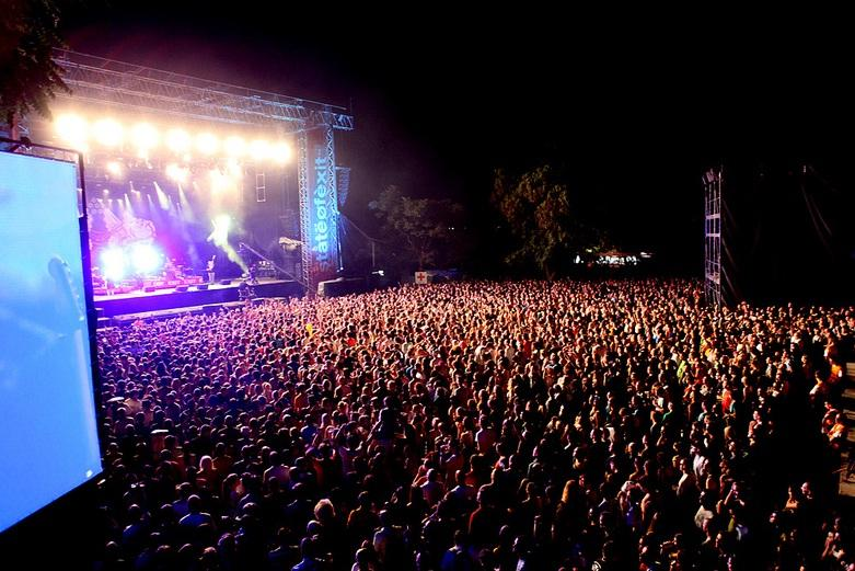 ЕГЗИТ је најбољи Европски фестивал!