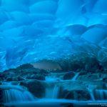 Ледена пећина Mendenhall
