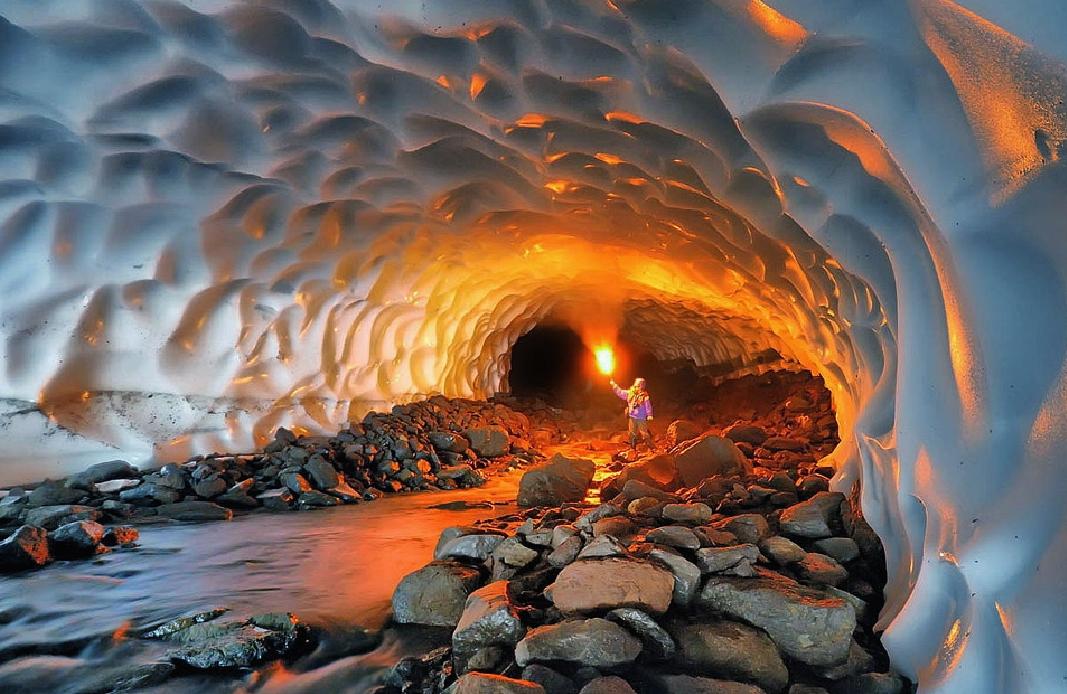 Најлепша места на свету – Mendenhall ледене пећине