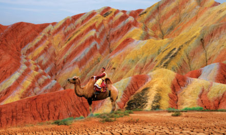 Најлепша места на свету – Планине дугиних боја