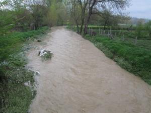 Квар на водоводној мрежи и изливање река