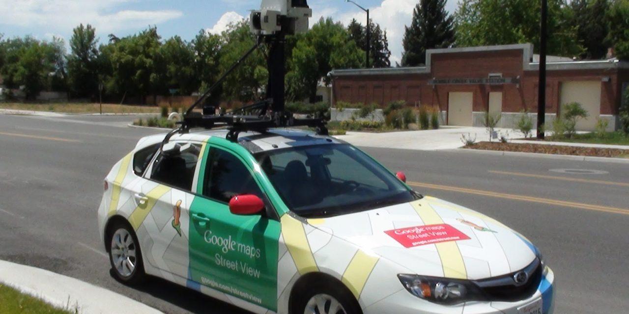 Гугл снима по Србији